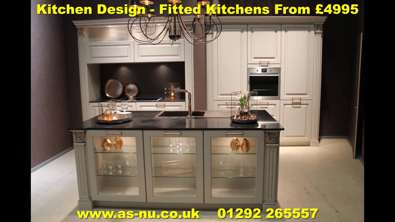 Wonderful Fitted Kitchens For Sale   Call 01292 265557 For FREE Quote.
