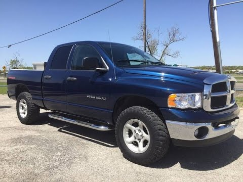 2003 Dodge Ram 1500 SLT Hemi Review
