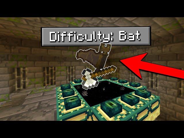 [Hindi] Beating Minecraft But We Are Bats!