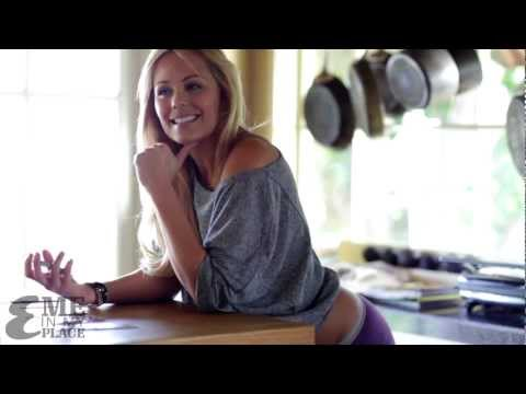 Me In My Place ® - Laura Vandervoort -  for Esquire's Funny Joke told by a Beautiful Woman