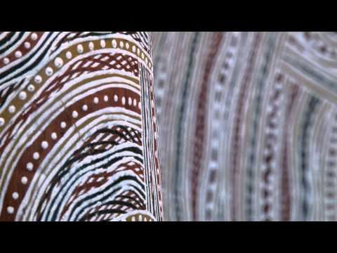 Abstract Nature exhibition at UniSA's Samstag Museum