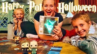Harry Potter Halloween Night In! #darkartsmonth