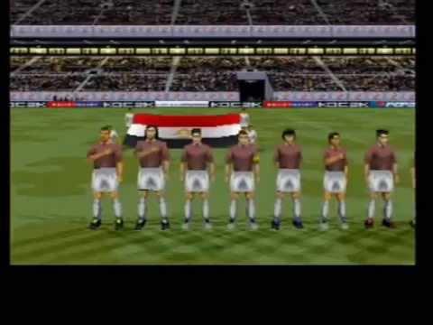 Winning Eleven Egyptian Ps1