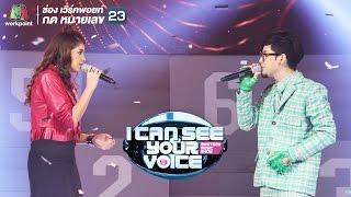 ไม่รู้จักฉันไม่รู้จักเธอ - ชบา Feat.หน้ากากทุเรียน | I Can See Your Voice -TH