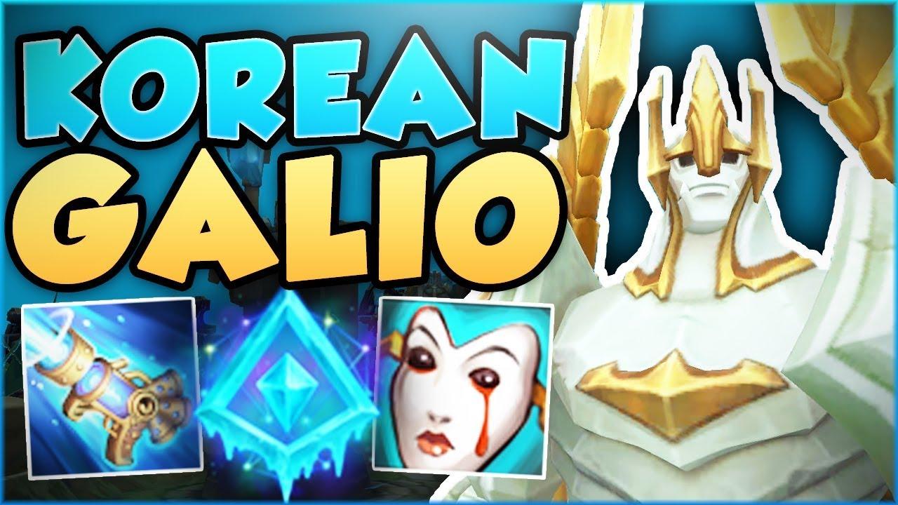 Galio Visual and Gameplay update will be the next one ...