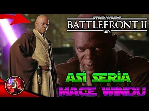 Así SERÁ MACE WINDU en Star Wars Battlefront 2 - Noticias - Battlefront - ByOscar94 thumbnail