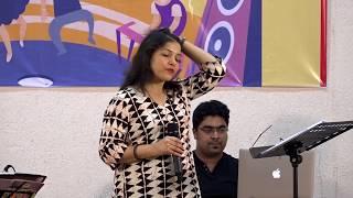 Ek Do Teen Char Paanch by Vinita Sawant at Jashn MTNL 4
