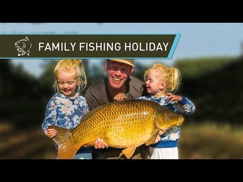 Alan Blair's Family Fishing Holiday