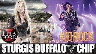 Kid Rock & Lita Ford Concert Announcement