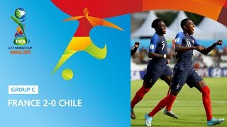 France v Chile Highlights - FIFA U17 World Cup 2019 ™