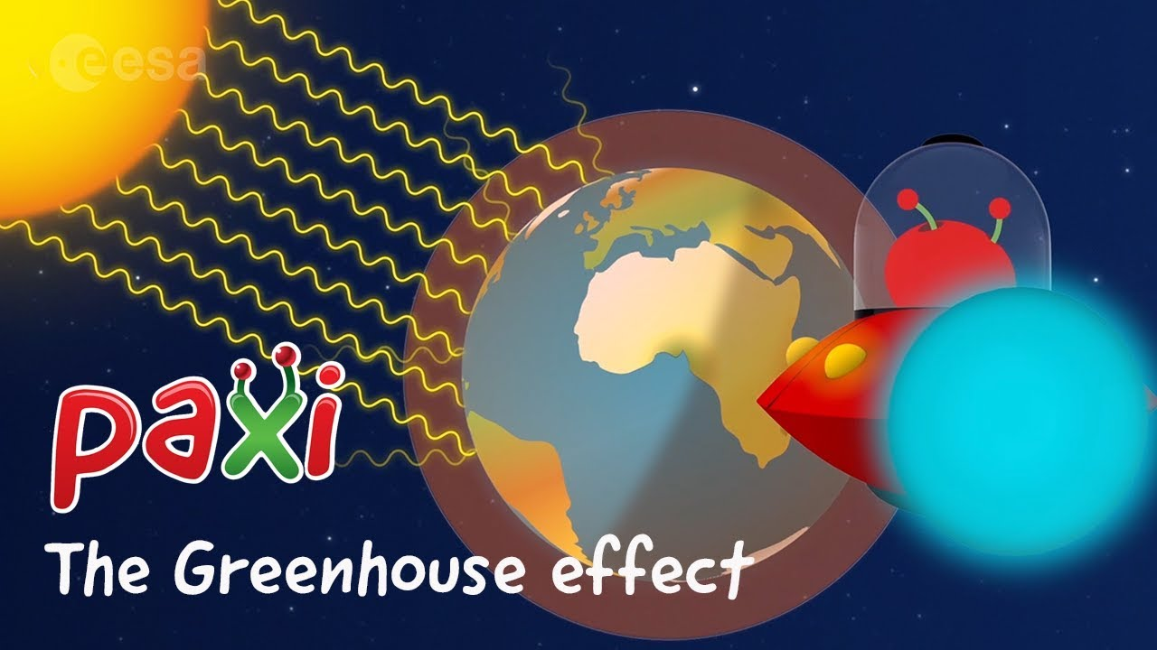 Paxi  U2013 The Greenhouse Effect