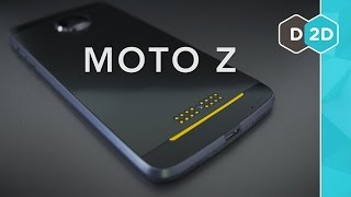 Moto Z Review – The Best Modular Phone!