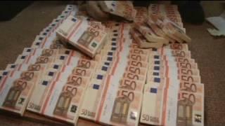 Falsche Fünfziger: Eine Million Euro Falschgeld in Polen beschlagnahmt