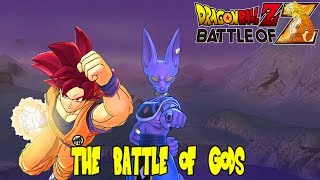 Dragon Ball Z: Battle of Z - Battle of Gods Saga! The Fight Against Beerus & Whis (Ep 12)
