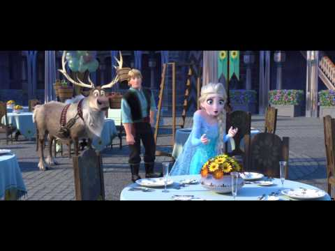 Walt Disney Short Films Collection   Frozen Fever, Tangled Ever After, Paperman, Feast