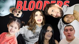 WE'VE BEEN WAITING FOREVER TO SHOW YOU THIS! THE BRAMFAM BLOOPERS!