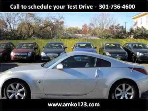 2003 Nissan 350Z Used Cars District Heights MD