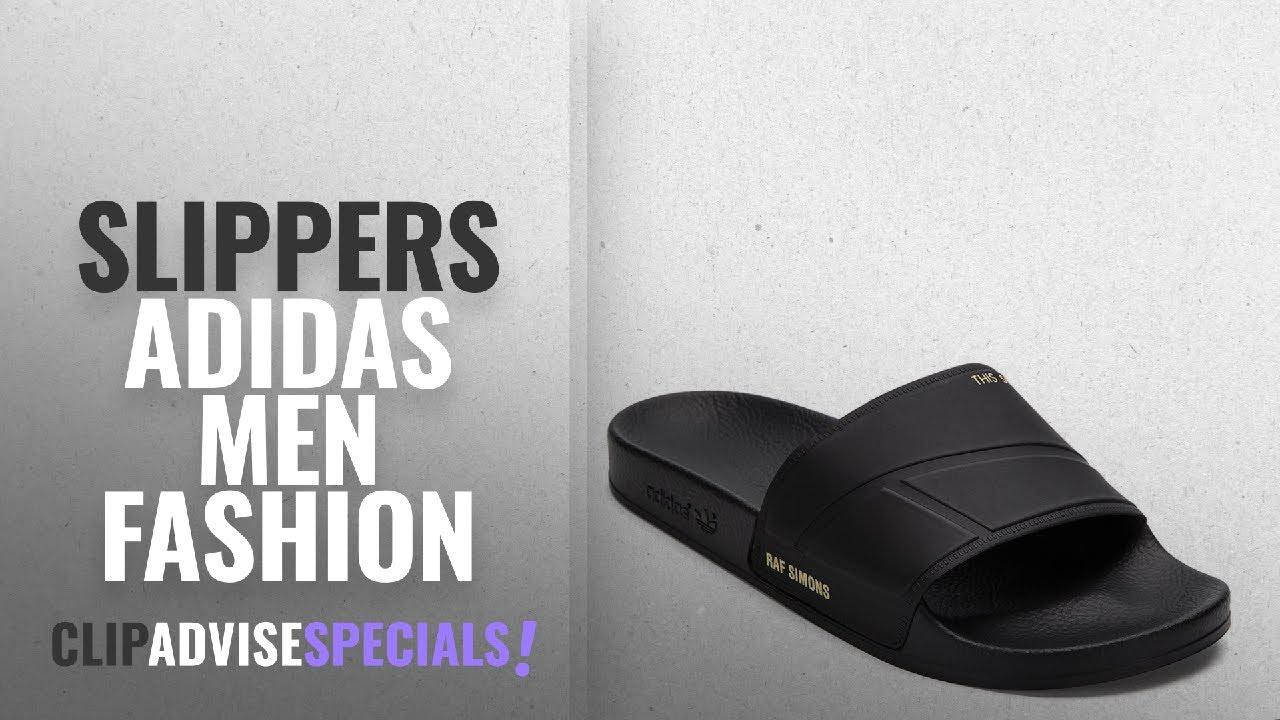 9ff938937099 Top 10 Slippers Adidas  Men Fashion Winter 2018    Adidas X Raf ...