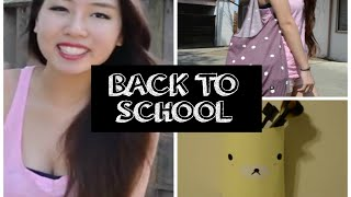 ✂ DIY: Back to School (Recycle Old Stuff!)