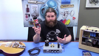 Clean and Maintain Guitars, Amps, Pedals and More with Caig DeoxIT D5