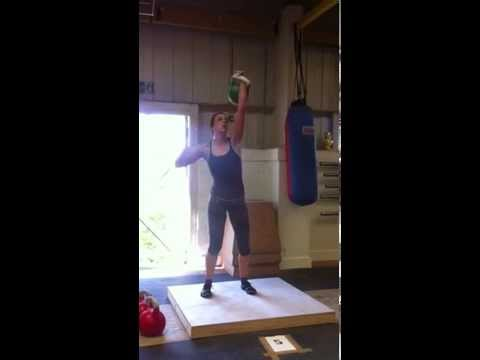 24kg snatch 152 reps