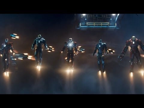 Iron Man 3 -- Official Trailer UK Marvel |...