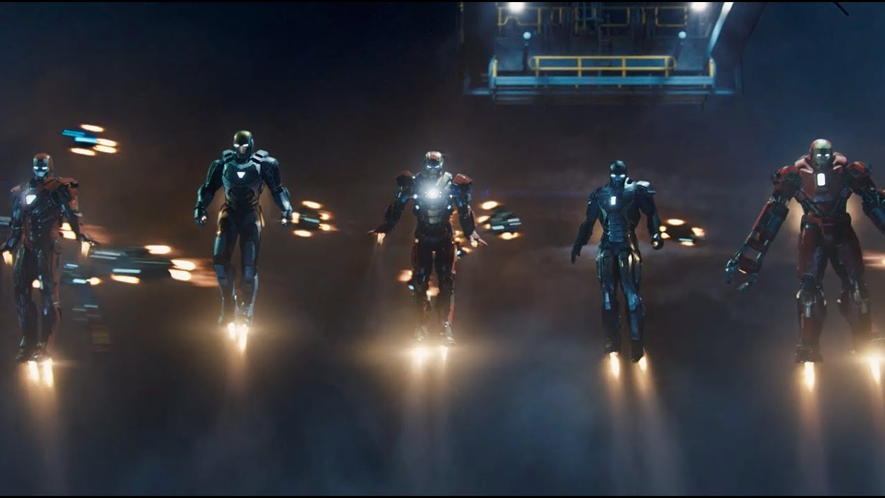 Iron Man 3 Official Trailer Uk Marvel Hd Youtube