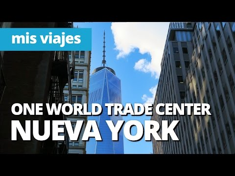 El observatorio del One World Trade Center | NEW YORK CITY