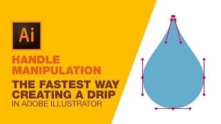 Aı bir damla oluşturmak için ele Manipülasyon: En hızlı yolu