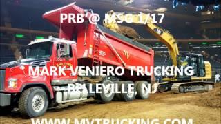 Veniero Trucking PBR dirt Time Lapse - MSG 1/17