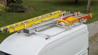 Weather Guard EZGlide2 Drop-Down Ladder Rack