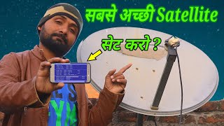 abs free dish setting and channels 2019 Latest Update - sahil free dish