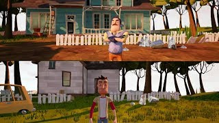 HELLO NEIGHBOR MULTIPLAYER HORIZONTAL | Hello Neighbor Mod