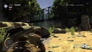 Sniper Elite 3 - PS4 Multiplayer No Cross Fracture #5