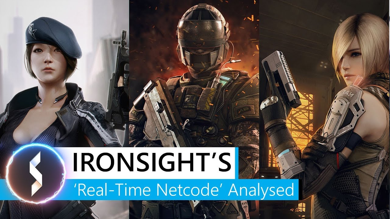 So much hackers  Suggestion - General Discussions - Ironsight