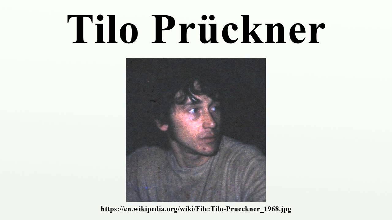 Tilo Prückner Krankheit
