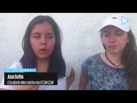 """""""Fui de las últimas en salir"""": estudiante del Tec"""
