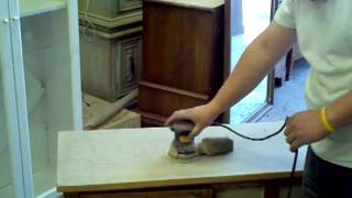 Shabby Chic Buffet How To Tutorial   Shabby Chic Furniture How To