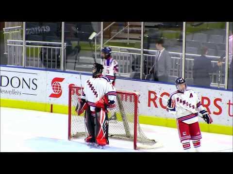 '02 M Midget :::  Vaughn Kings V. North York Rangers  2-3 (OT/SO) Wendy  Dufton Memorial London 2017