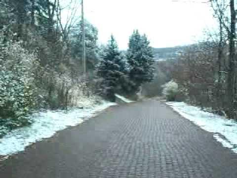 Abandoned Rare Brick Road William Penn Highway U.S. 22 ...