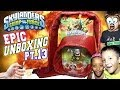 Epic Unboxing of Jade Fire Kraken (Caution: Explosions Inside) + Make a Wish! pt.13