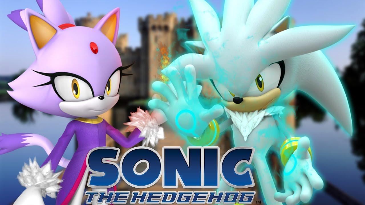 Sonic The Hedgehog 2006 Parte 10 Historia De Silver En Español Hd