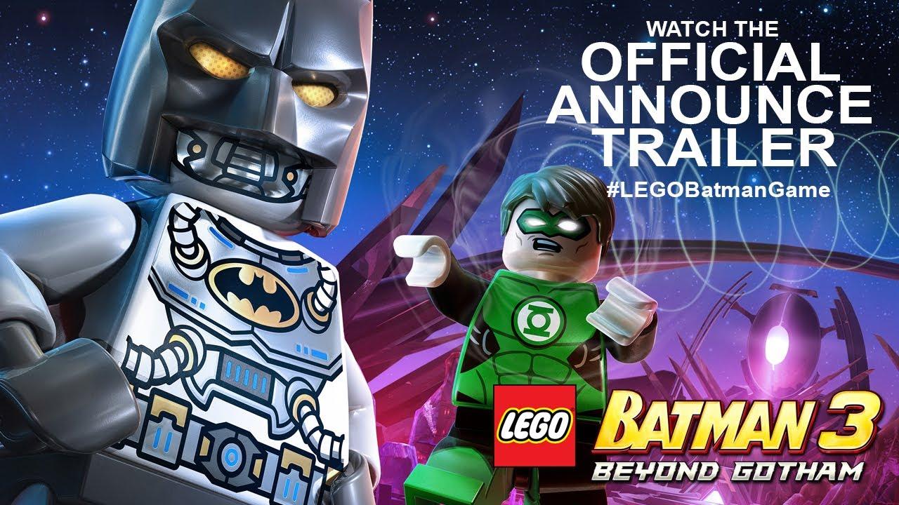 LEGO Batman 3: Beyond Gotham - Xbox One/Xbox 360 Official ...