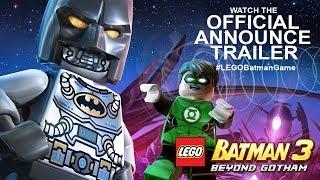 LEGO Batman 3: Beyond Gotham - Xbox One/Xbox 360 Official E3 Trailer