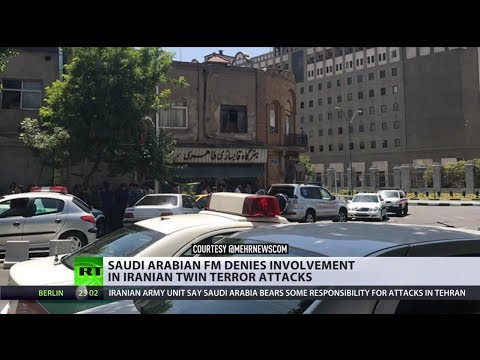 Iran's Revolutionary Guards blame Saudis for Tehran twin attacks, Riyadh rejects accusation