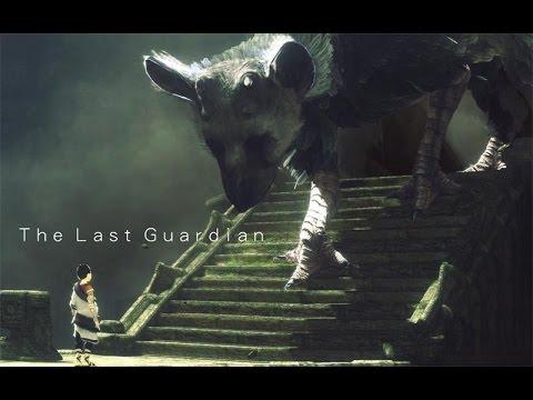 Распаковка коллекционного издания The Last Guardian \ Последний Хранитель для Playstation 4