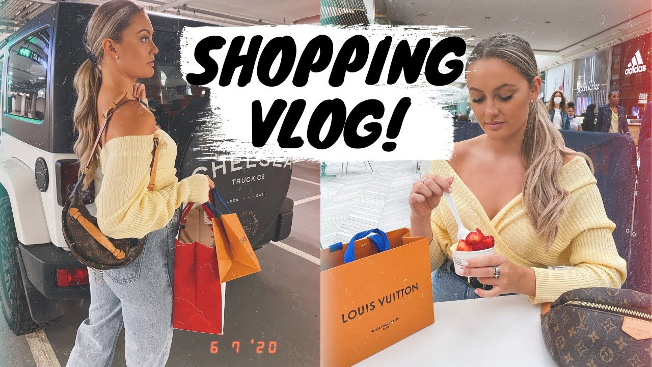 COME SHOPPING WITH ME...DAY IN THE LIFE VLOG!!!!