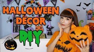 🎃 Halloween decor DIY ♥ Украшения для Хэллоуина своими руками  🎃