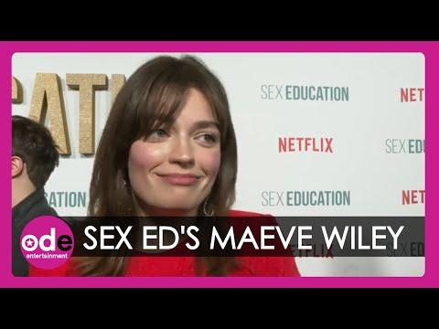 Sex Education: Emma Mackey says filming series 2 was 'therapeutic'