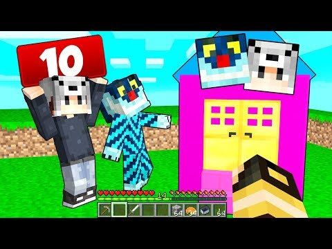 COSTRUIAMO LA CASA DI GIORGIO E ALEX!!! - Vita su Minecraft #10